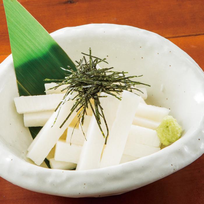 来自北海道的Sakusaku山药