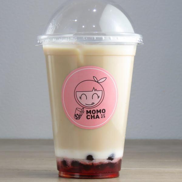 『MOMO茶スペシャルミルクティー』
