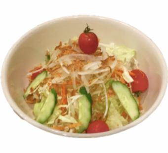 Random salad · Choregi salad