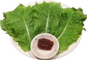萵苣(生菜)