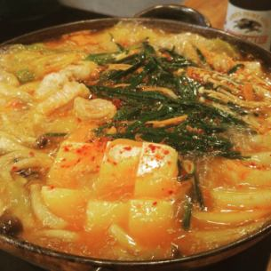 Fumiya's red hotpot (for winter only)