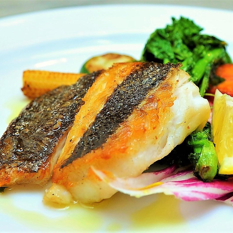 本日のお魚料理~おすすめのスタイルで~