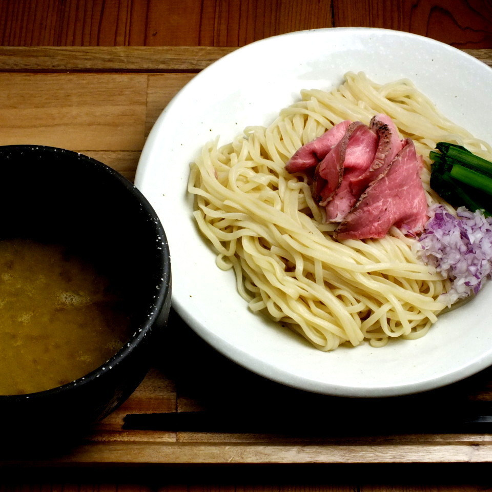 Chicken white hot spring wearing noodles !! ¥ 900