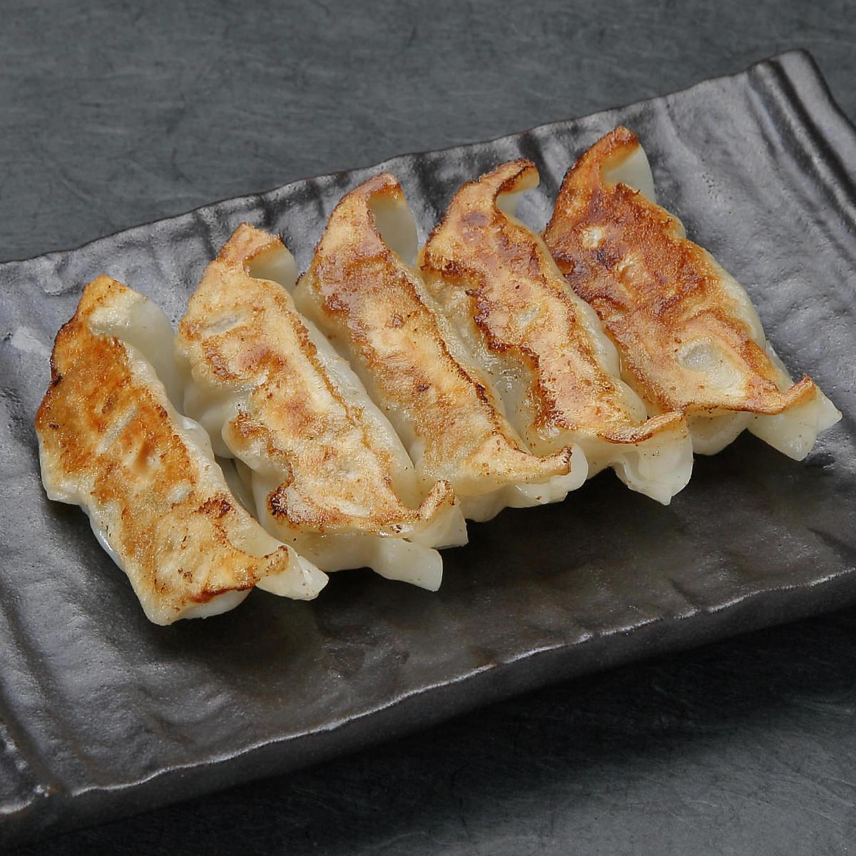 真正的饺子