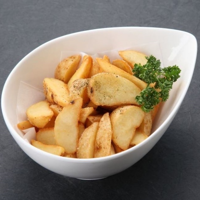 French fries (salt or plum kelp or spicy)