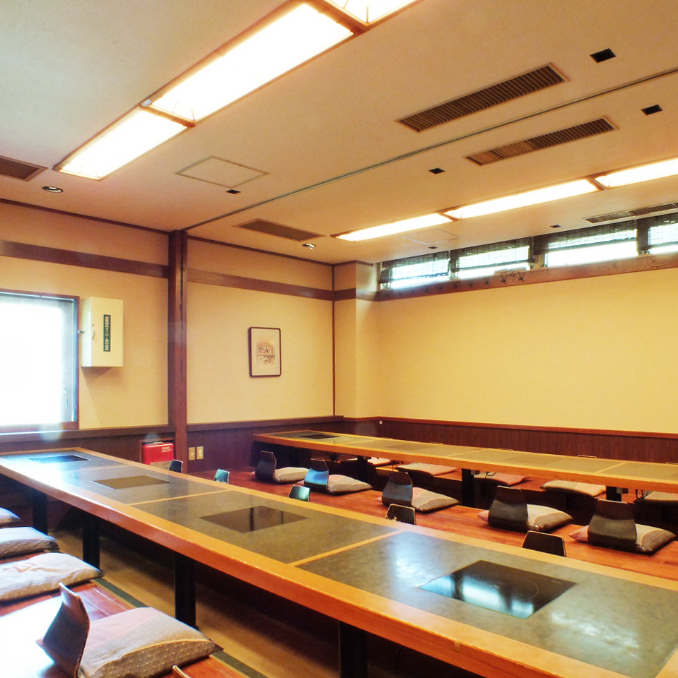 Osaki private room ideal for large banquet.Maximum capacity for 50 people!