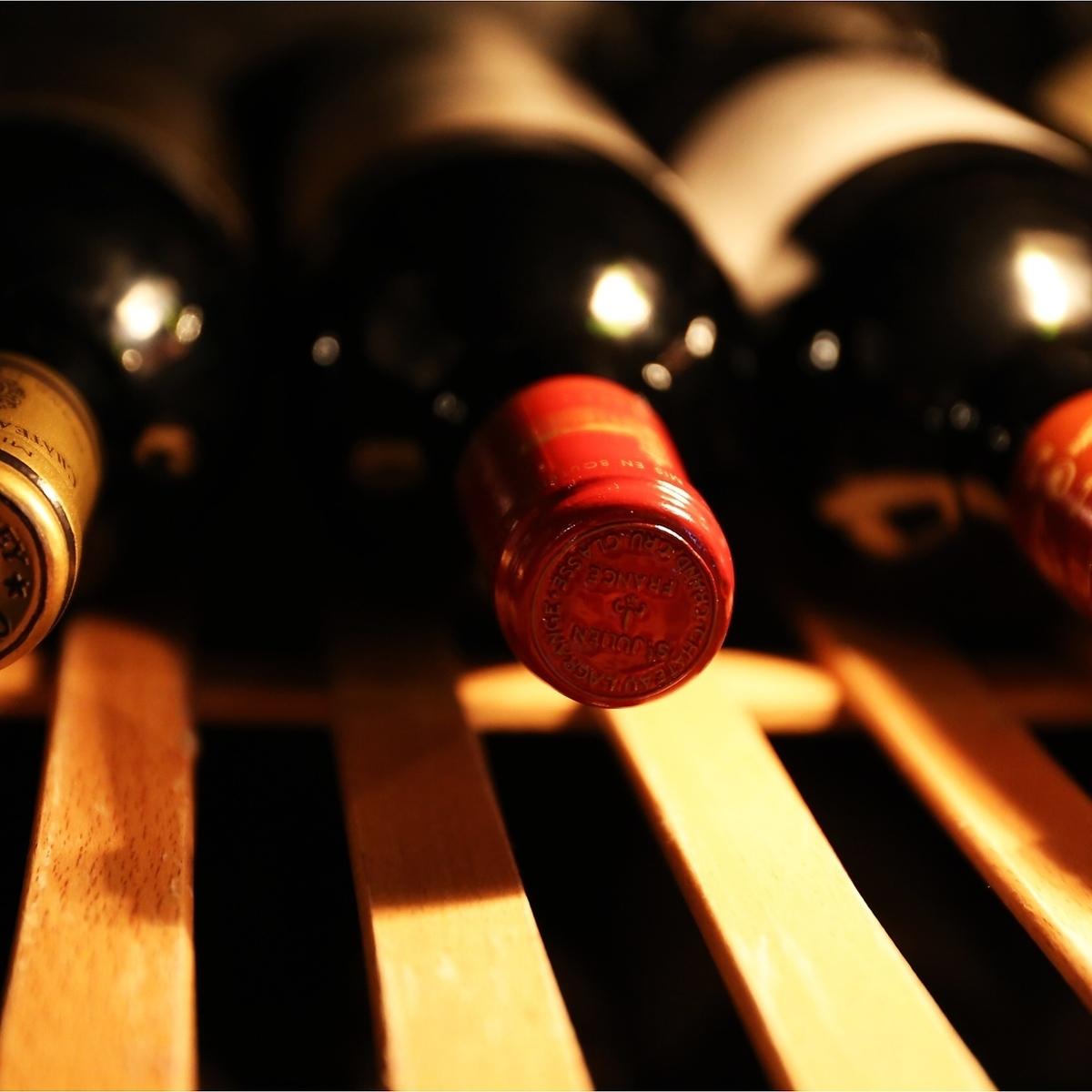 각종 스페인산 와인