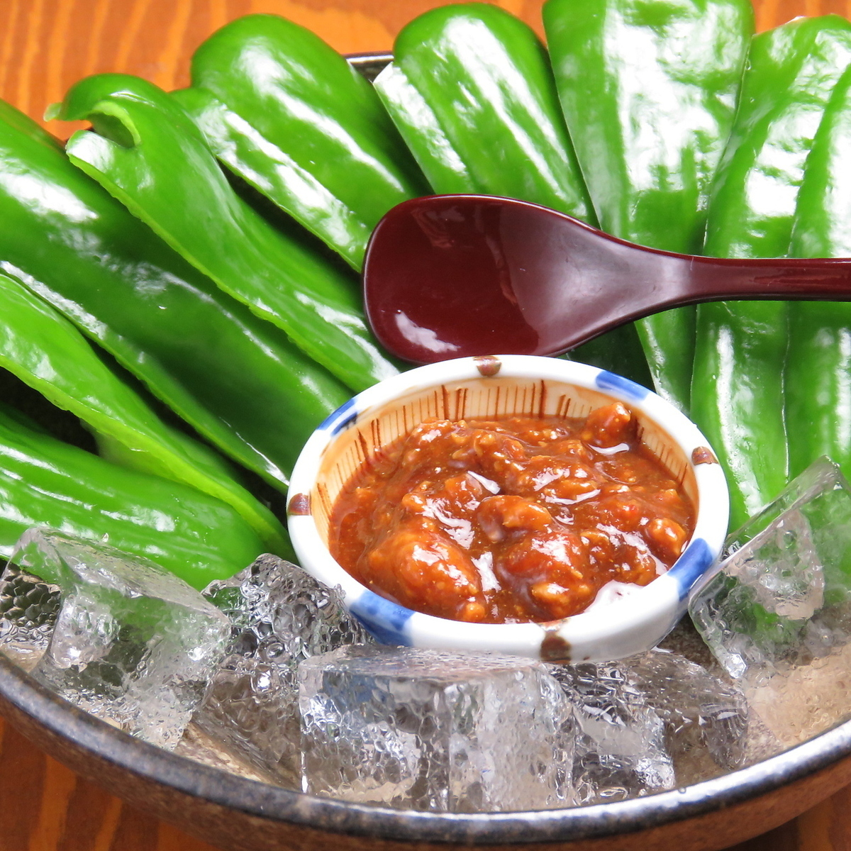 Bali Bali Meat Peppers