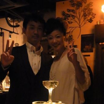 【結婚式2次会】選べる特典付き2H飲み放題込3000円