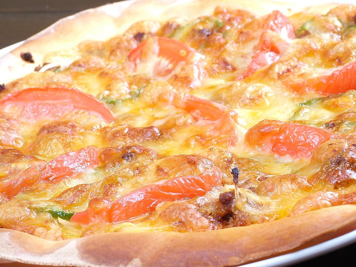 特製!!オリジナルマリオPizza