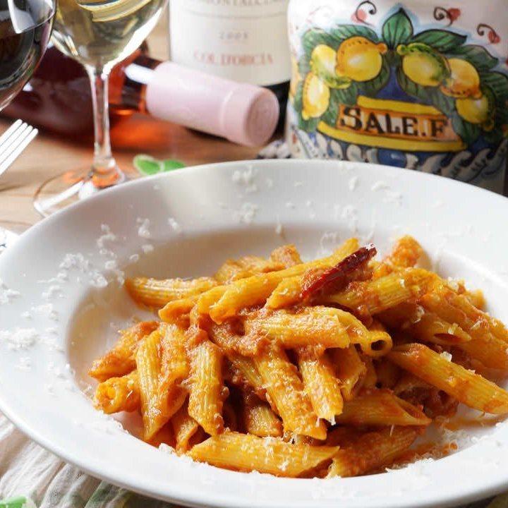意大利面午餐的內容每天更換★從黑板菜單中選擇!