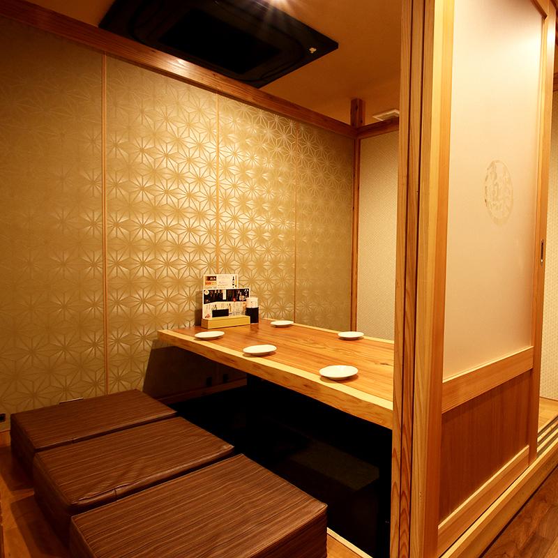 【2F】6人私人房间×6/8人房间×1/10人房间×1/14人私人房间×3/2全楼层座位最多60个名字