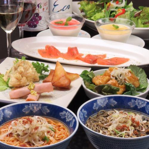 隨著所有你女孩派對當然2500日元鬆散☆與飲料