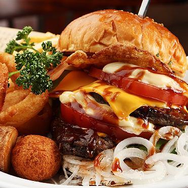 NAKANAKA Special Double Bacon Cheese Burger