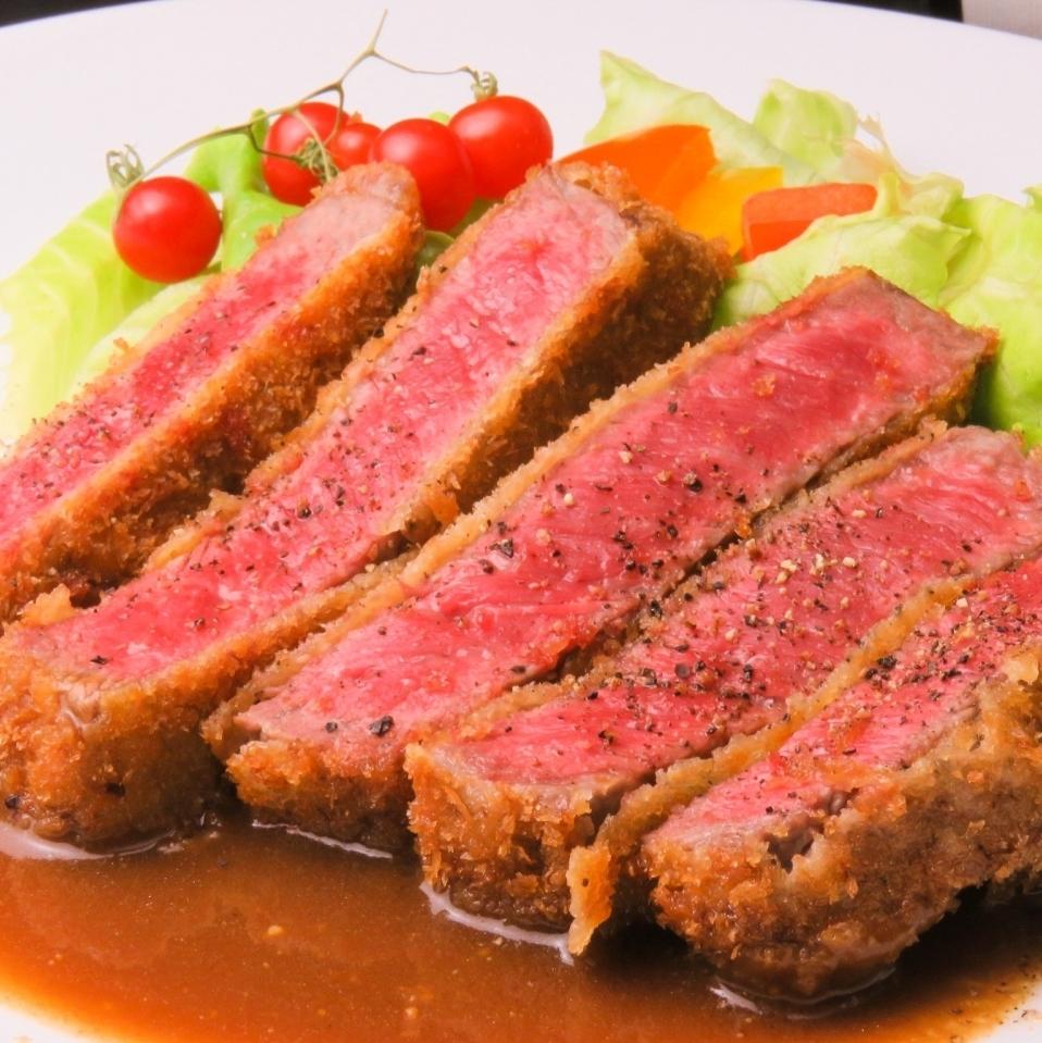 和牛牛肉片Demyglas酱