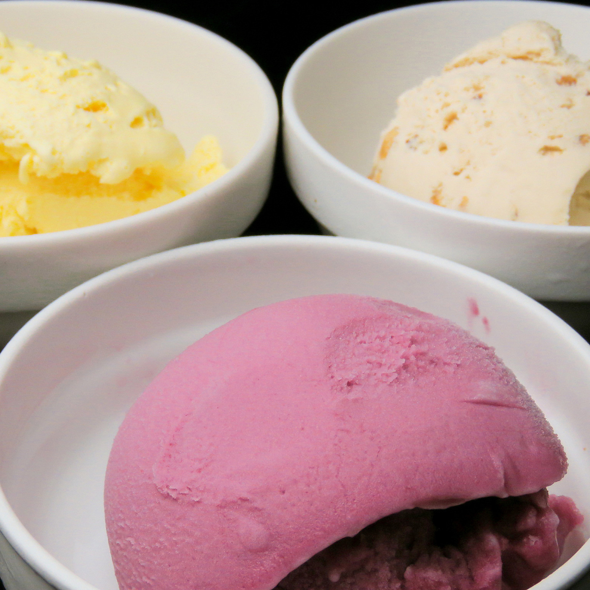 优质香草冰/榛子冰淇淋/赤霞珠色泽冰淇淋
