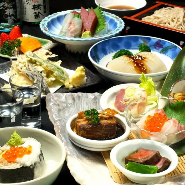 6 dishes 6 h ☆ 2 h with all you can drink 3000 yen (tax excluded) course ♪