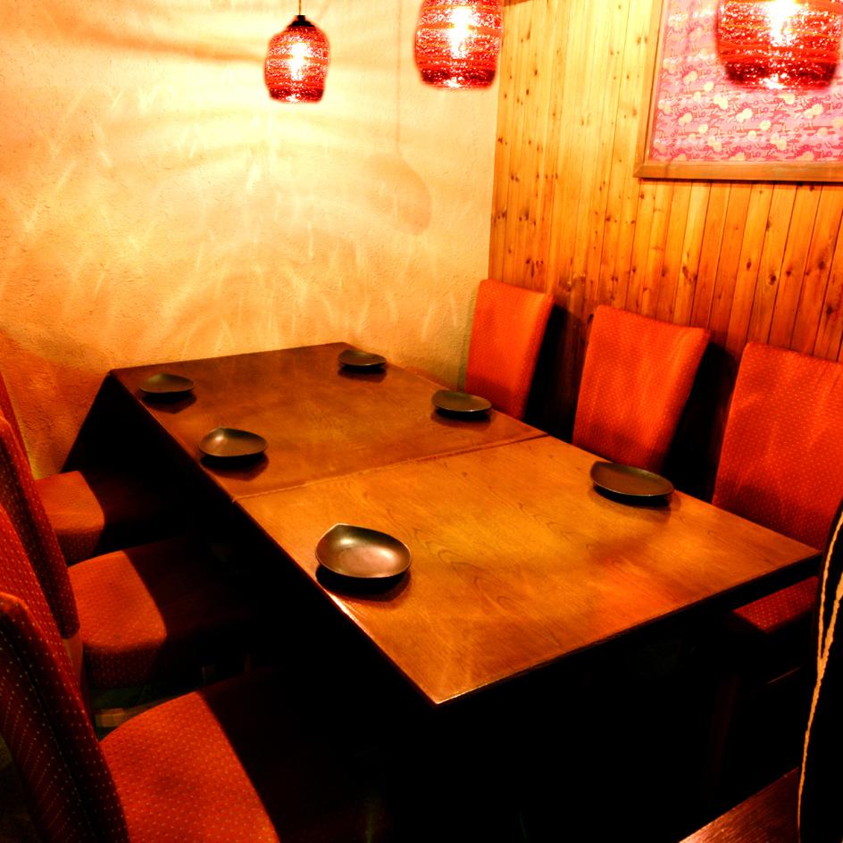 私人房间推荐用于各种用途/ 6至18人