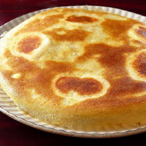 楊特製 皮も手作り焼餃子(5個)