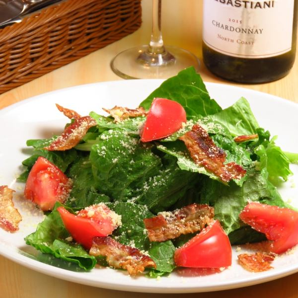 BLT Twisted Salad