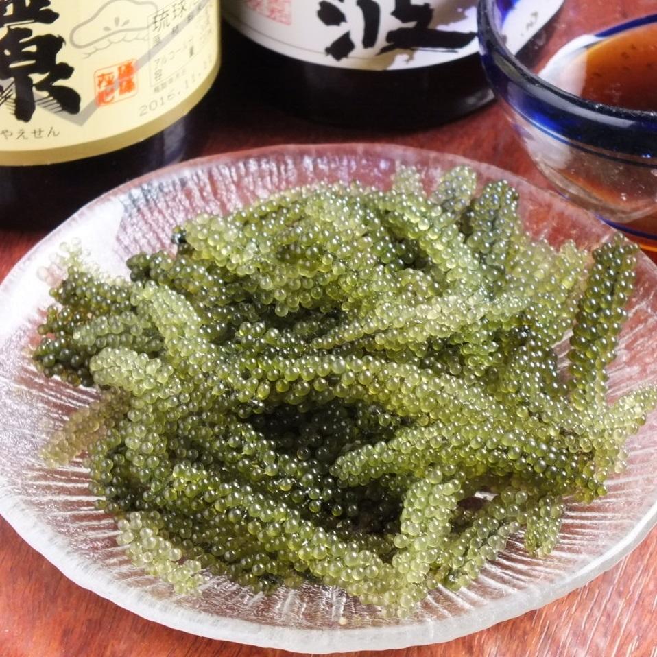 【Best5】海ぶどうサラダ 1人前