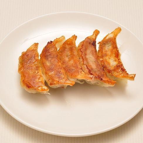 肉餃子(5個)