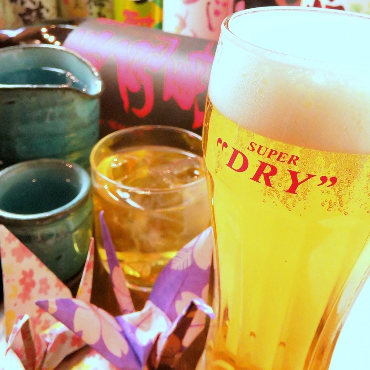 焼肉×ビールで乾杯!