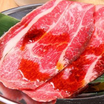極端的牛肉壽喜燒