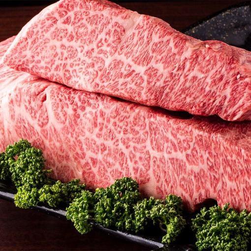 """【辣椒有限公司】所有13項""""Kuroge和牛牛肉套餐""""4200日元⇒3700日元(不含稅)在聚會/酒會◎"""