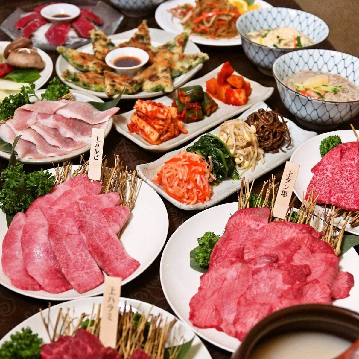 Kuroge Wagyu cattle x banquet course