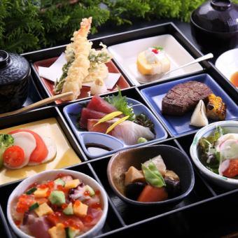 [只提供午餐的宴會/預約系統]九格悠樂御苑※限定商品