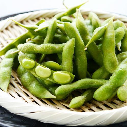 北海道芽室産枝豆