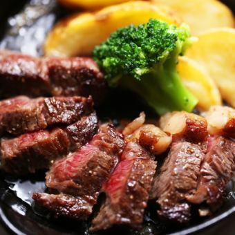 北海道沙朗牛排[150g]