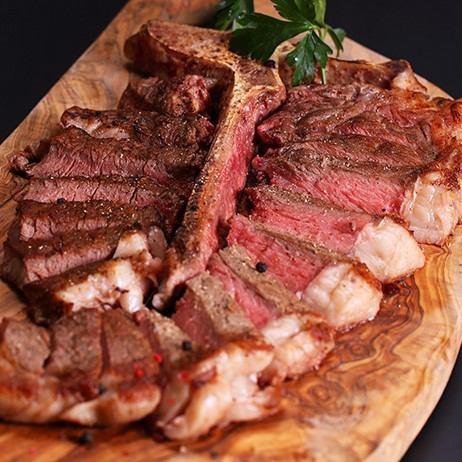 丁骨牛排(牛里脊和牛肉里脊)[400g]