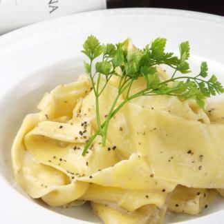 Cheese fragrant Gorgonzola
