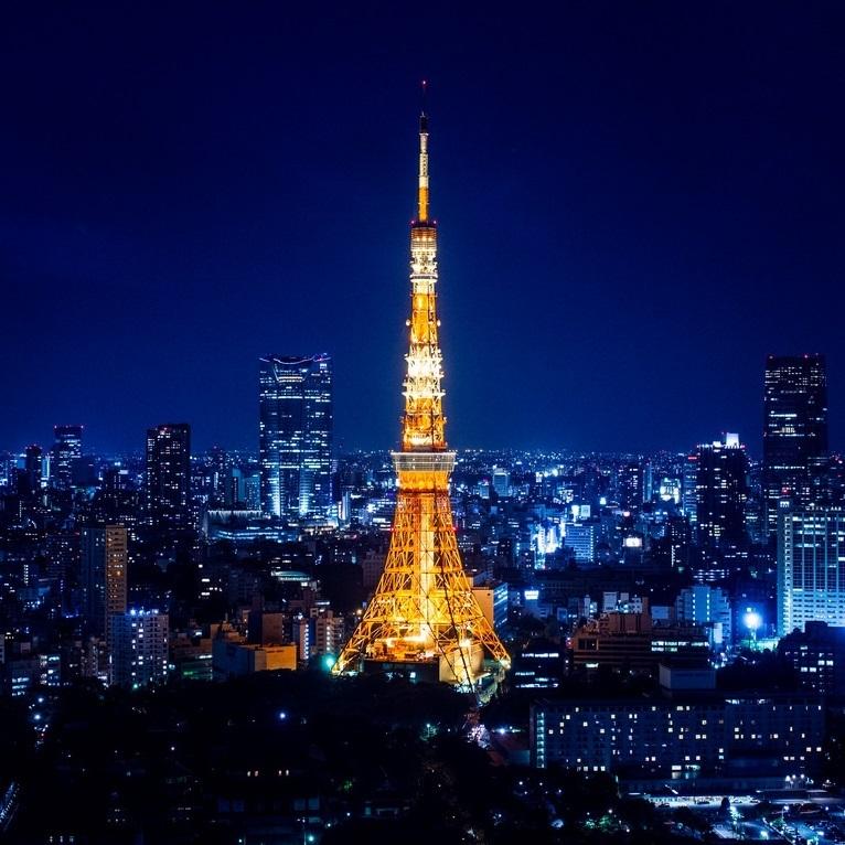【全6品】東京タワーの見えるラウンジコース
