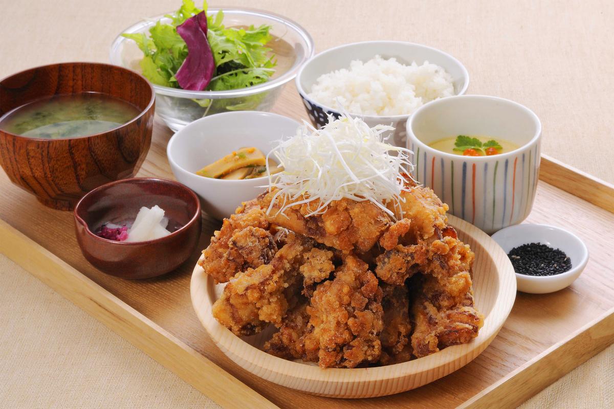 炸雞山套餐富士(250克)