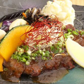 쇠고기 안심 스테이크