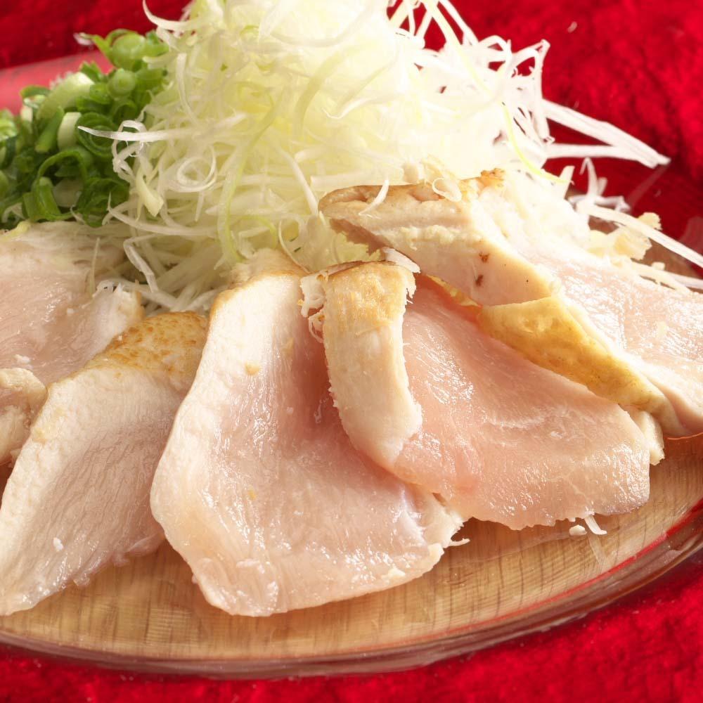 烤雞肉蔥蔥蔥九州Ponzu