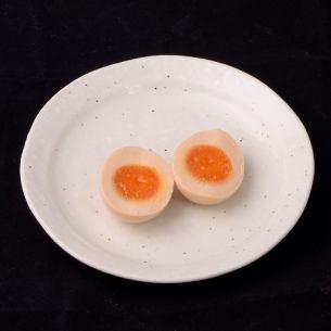 調味煮雞蛋