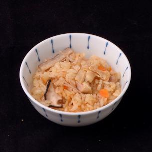 Gomoku rice