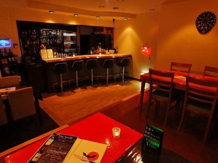 大人の隠れ家NEWOPEN☆日本酒・ワイン・カクテルとお酒の種類が豊富なダイニングバー