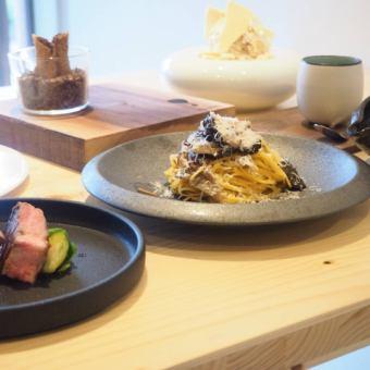 【お料理のみ】シェフにおまかせコース4900円