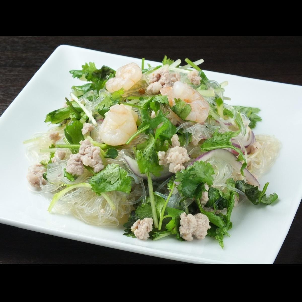 Yam Thu Seng泰式风味粉丝沙拉