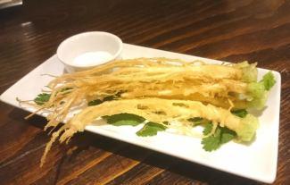 Roasted tempura