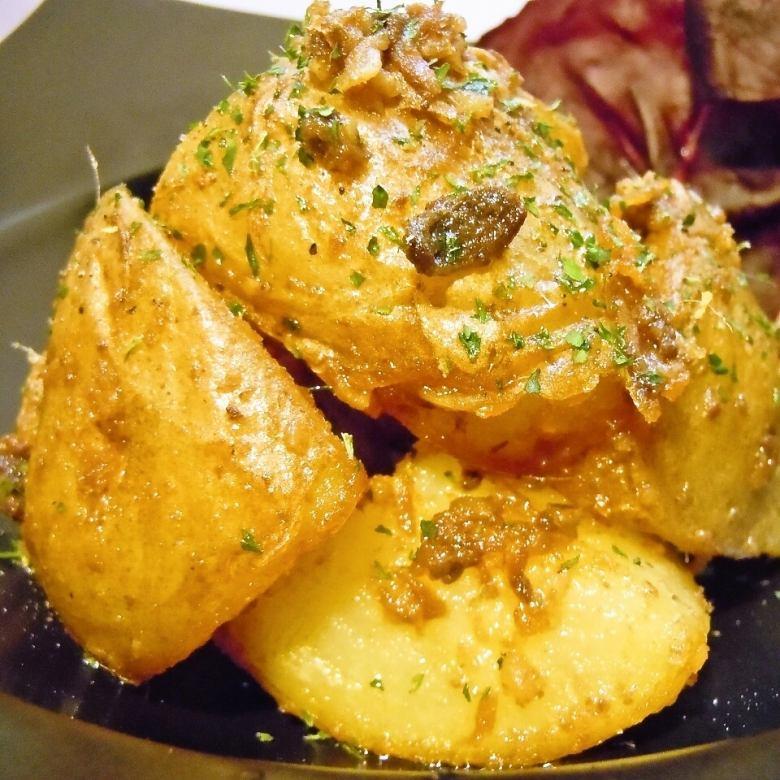 土豆鳳尾魚