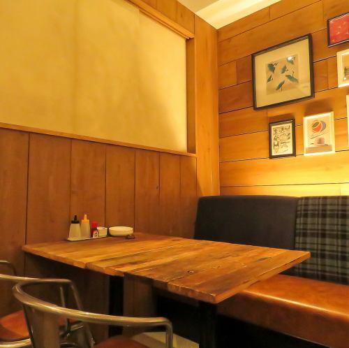 ご予約はお早めに!カフェのようなオシャレ大衆酒場♪