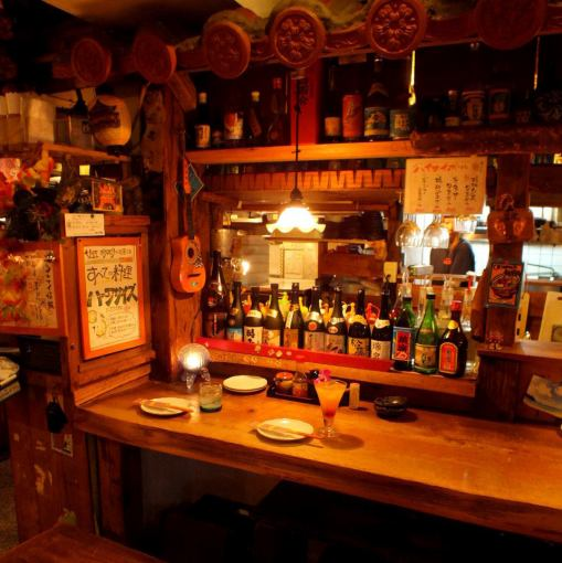 Popular couple seat seats only Just 2500 yen! All-you-can-drink all-you-can-eat All 5 items + 2 hour drinks unlimited set ""