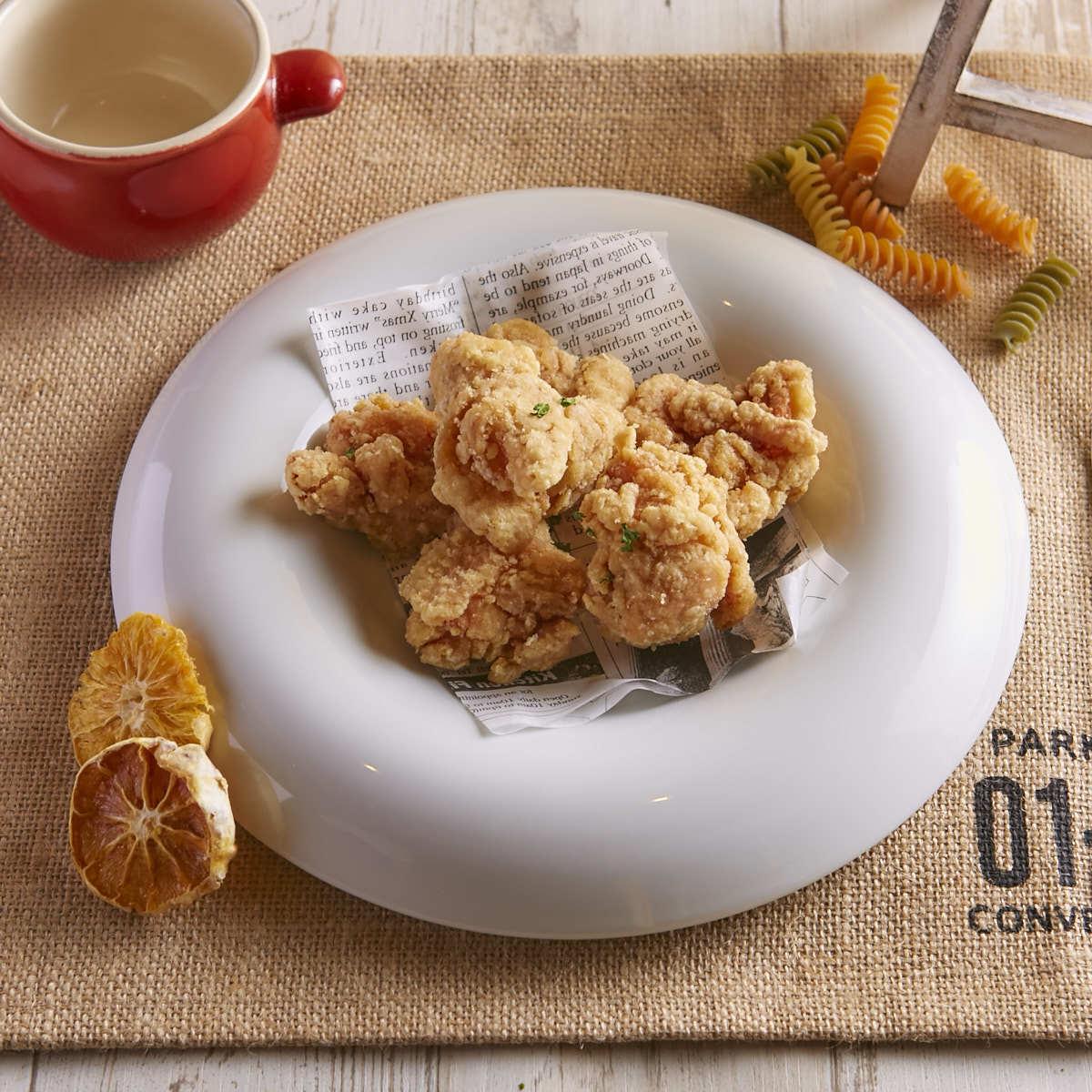 【肉】鸡肉馅饼〜香醋酱〜