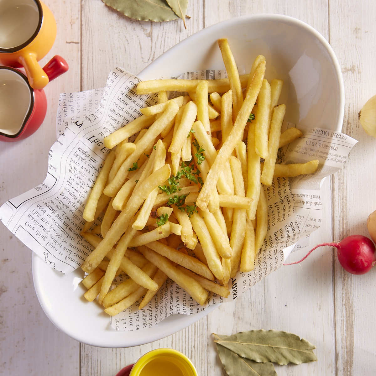 【蔬菜】炸薯条